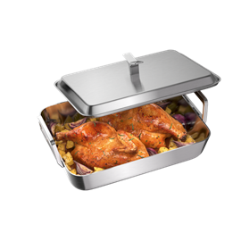 Roasting Dish with Lid